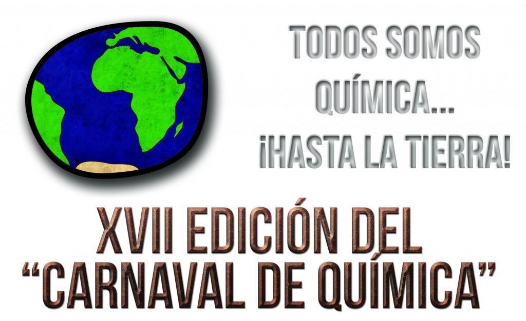 Logotipo Oficial de la XVII Edición del Carnaval de Química