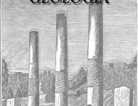 """Portada de """"Principios de geología""""."""