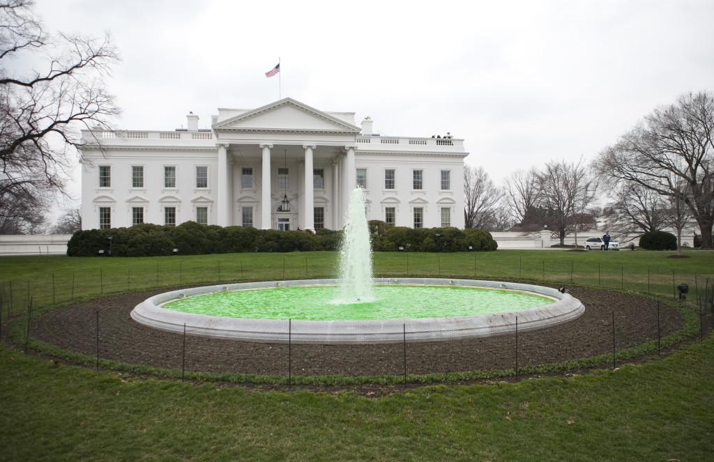 No seais malos, aquí no se encontró el esperma más antiguo del mundo. Whitehouse.gov.