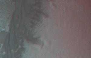 Descenso a través de MARDI. NASA/JPL-Caltech.