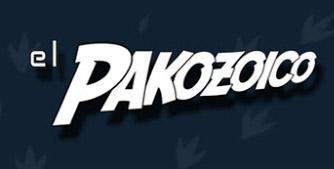 """Logo de """"El Pakozoico"""""""