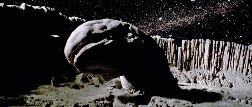 Así podría ser el ganado que viva en Plutón. Copyright: Disney Pictures.