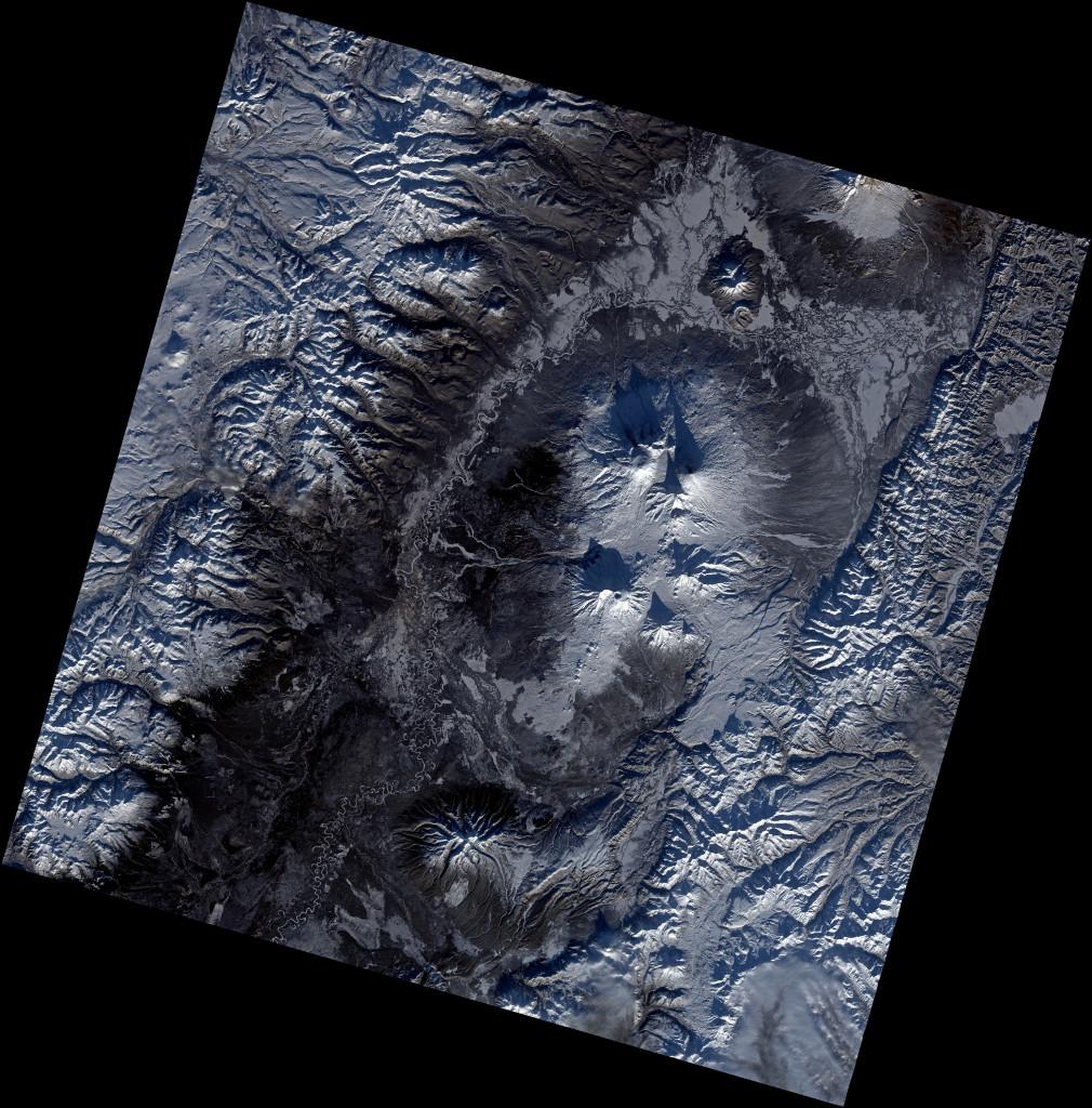 La escena completa captada por el Landsat 8 el pasado día 4. Landsat/NASA/USGS.